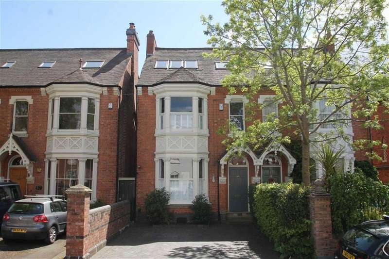 5 Bedrooms Semi Detached House for sale in Greenfield Road, Harborne