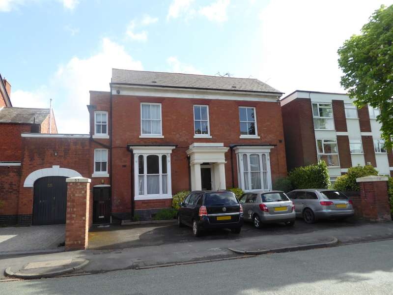 6 Bedrooms End Of Terrace House for sale in Wentworth Road, Harborne, Birmingham, B17 9SS