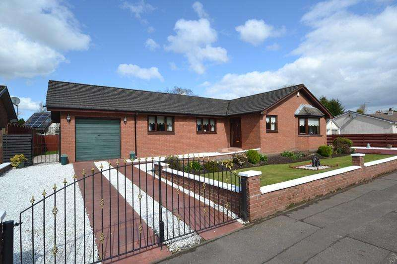 4 Bedrooms Detached Bungalow for sale in Station Road, Muirhead G69