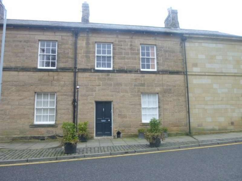 2 Bedrooms Terraced House for rent in Northumberland Street, Alnwick