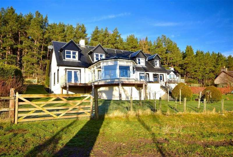 4 Bedrooms Detached House for sale in Dulnain Bridge