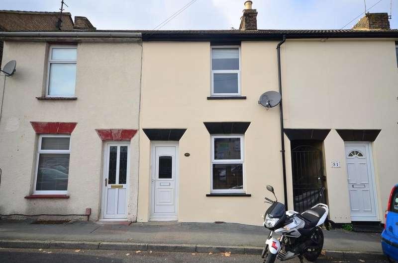 2 Bedrooms Terraced House for rent in Ivy Street Rainham ME8