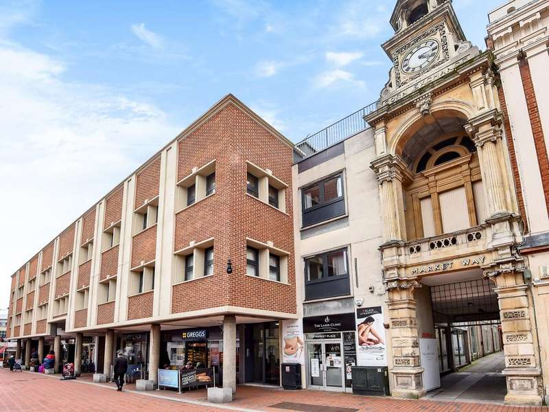 1 Bedroom Apartment Flat for sale in Market Place, Reading, RG1