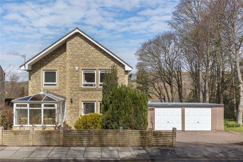 4 Bedrooms Detached House for sale in High Cross Avenue, Melrose, Scottish Borders