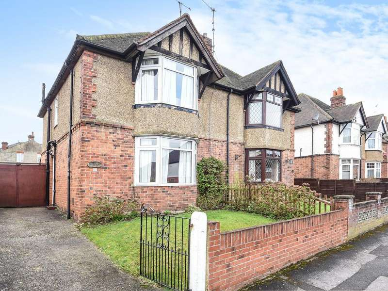 3 Bedrooms Semi Detached House for sale in Drayton Road, Reading, RG30