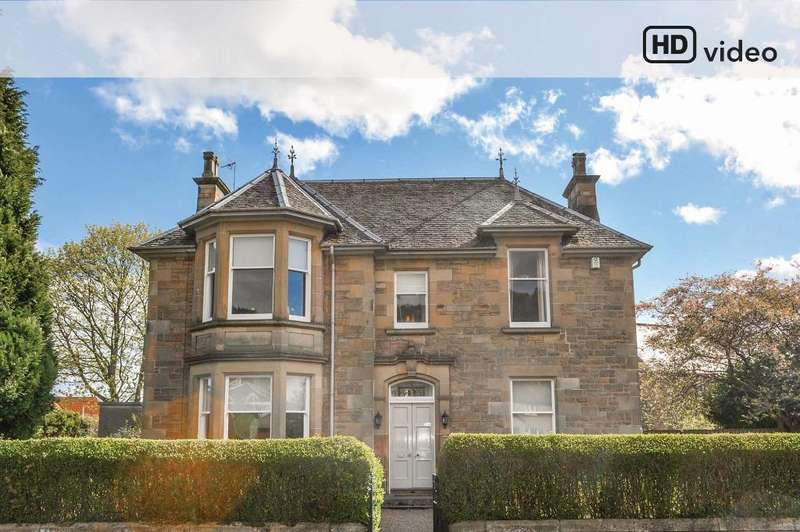 5 Bedrooms Detached House for sale in 36 Keir Street, Bridge Of Allan, Stirling, FK9 4QJ