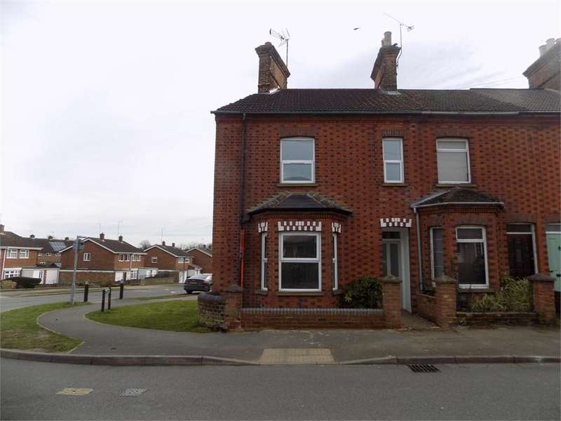 3 Bedrooms End Of Terrace House for sale in Clarence Road, Leighton Buzzard, Bedforshire