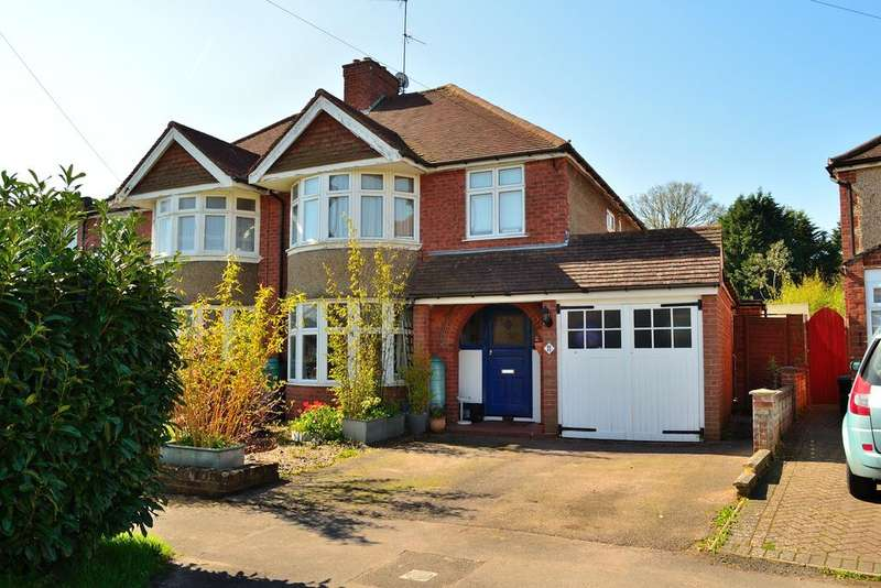 3 Bedrooms Semi Detached House for sale in Salcombe Drive, Earley, Reading, Berkshire, RG6 7HU