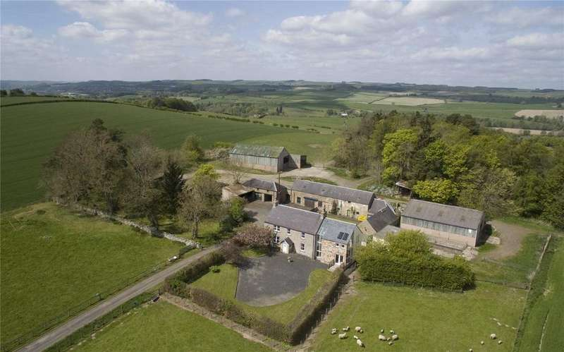 3 Bedrooms Detached House for sale in Cavers Mains, Denholm, Hawick, Scottish Borders