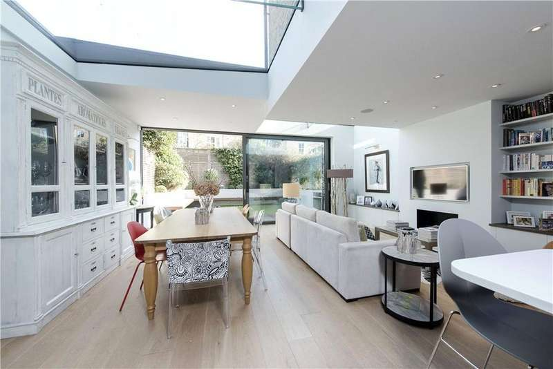 6 Bedrooms Terraced House for sale in Gorst Road, London, SW11