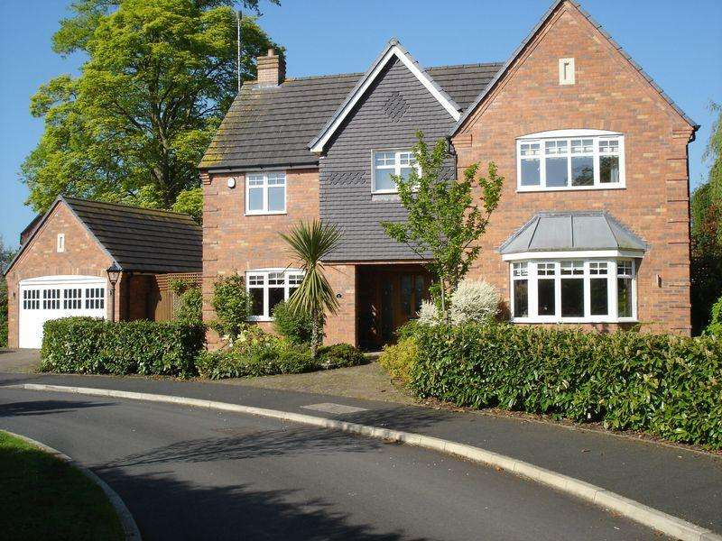 5 Bedrooms Detached House for sale in Cope Gardens, Areley Kings DY13 0BL