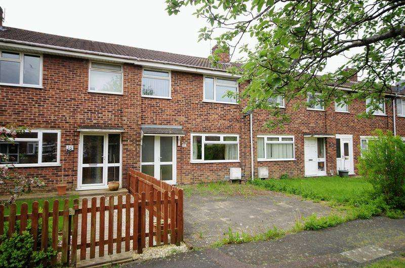 3 Bedrooms Terraced House for sale in Eagle Drive, Patchway, Bristol