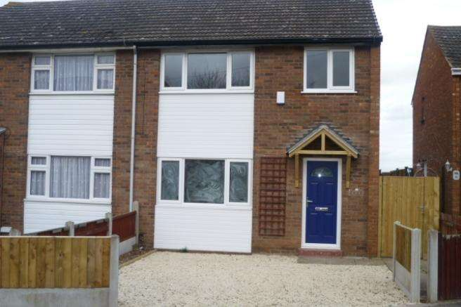 3 Bedrooms Semi Detached House for rent in 100 Hills Lane Drive, Madeley, Telford, Shropshire, TF7 4BX