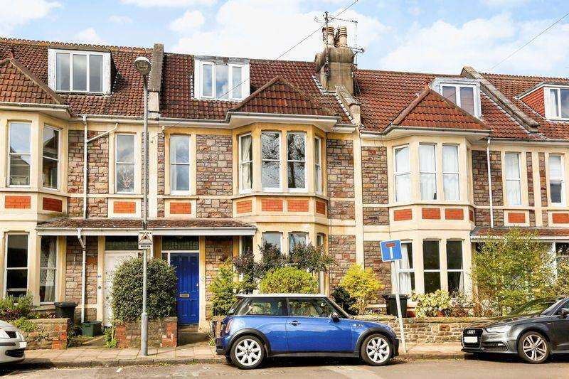 5 Bedrooms Terraced House for sale in St Helena Road, Bristol