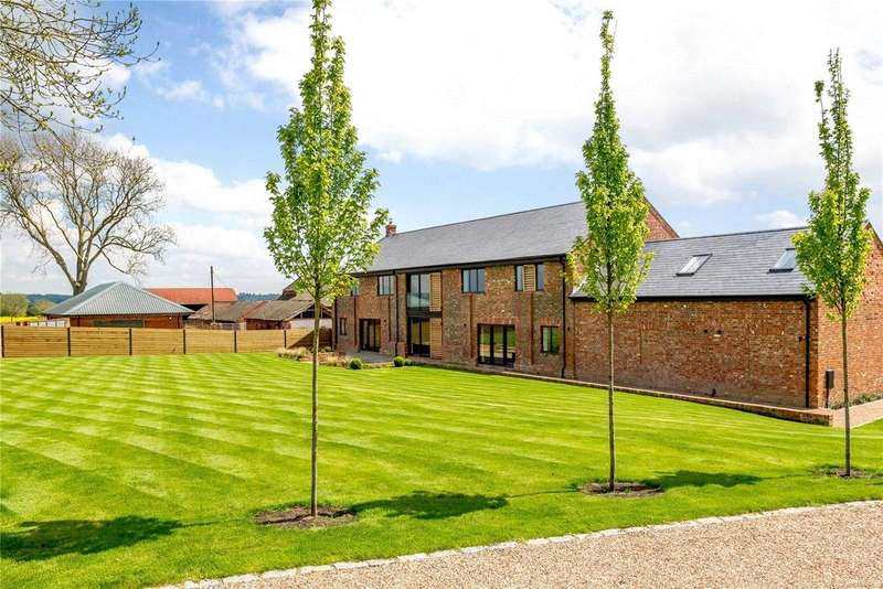 6 Bedrooms Detached House for sale in The Old Granary, Cannon Court Road, Maidenhead, Berkshire, SL6