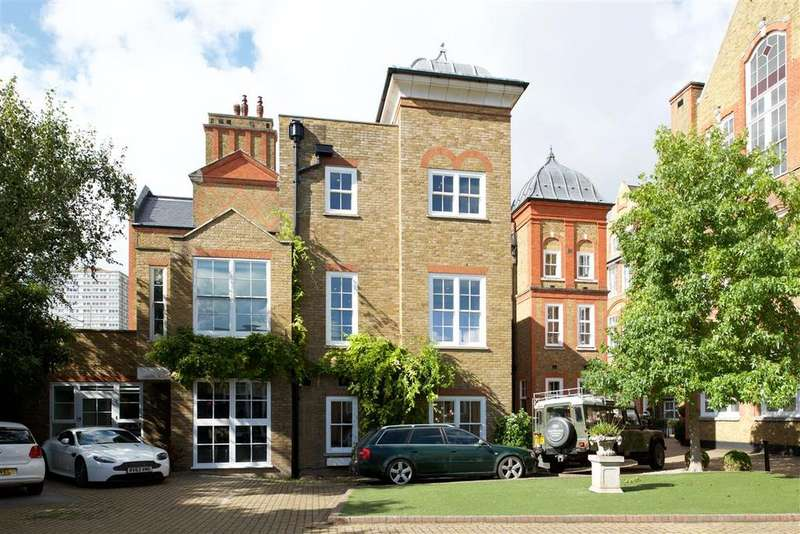 4 Bedrooms Flat for sale in Bridge Lane, SW11