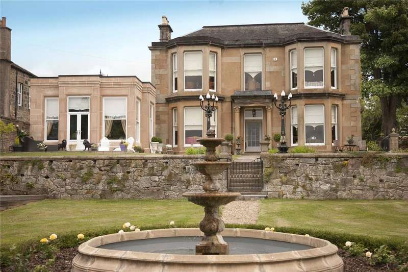 5 Bedrooms Detached House for sale in Glenmore House, Claremont, Alloa, Clackmannanshire