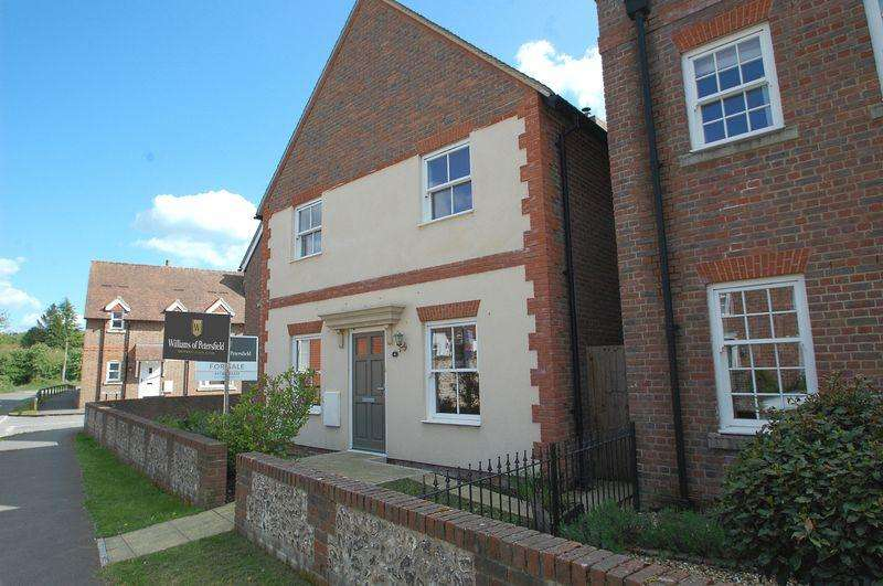 4 Bedrooms Semi Detached House for sale in Smithfield, South Harting, Petersfield