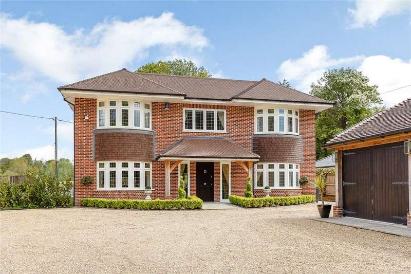 6 Bedrooms Detached House for sale in Winterbourne Gunner, Salisbury