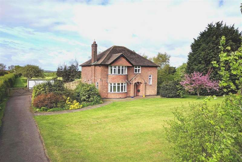 4 Bedrooms Detached House for sale in Hickling Pastures, Melton Mowbray, Leicestershire