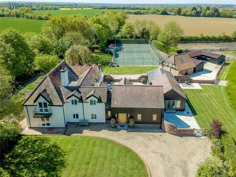 6 Bedrooms Unique Property for sale in High Easter, Chelmsford, Essex, CM1