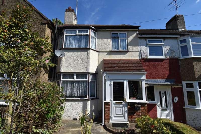 3 Bedrooms Terraced House for sale in Glendown Road London SE2