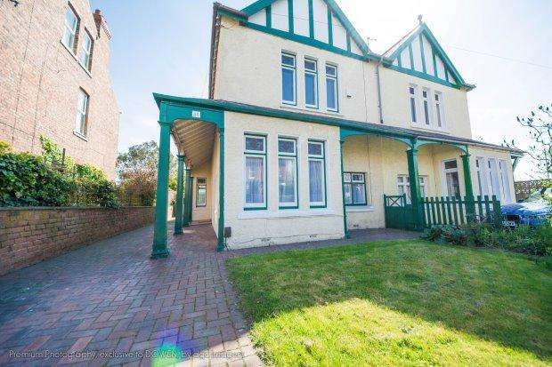 3 Bedrooms Semi Detached House for sale in ELDON GROVE, PARK ROAD, HARTLEPOOL