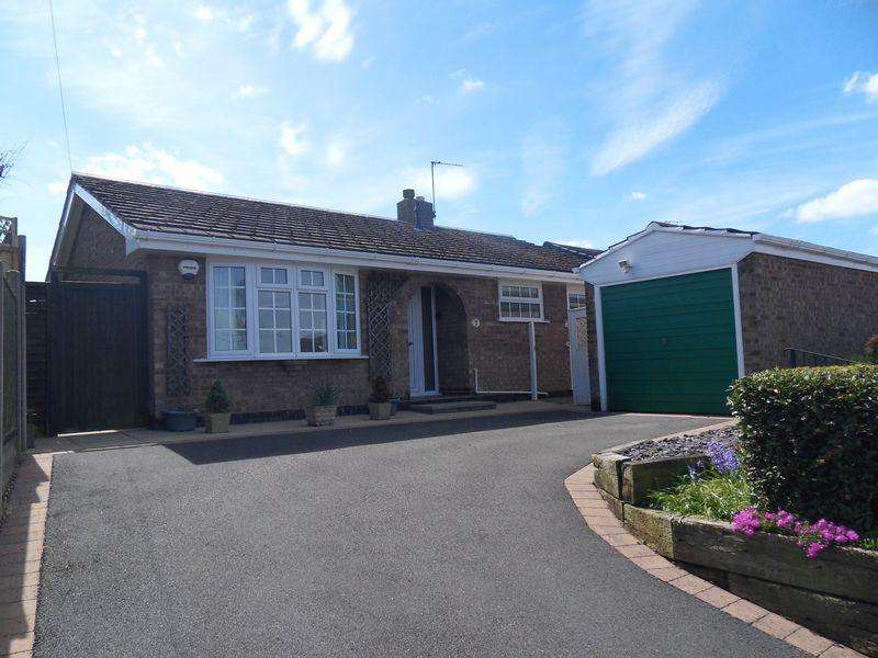 3 Bedrooms Detached Bungalow for sale in Ferrers Road, Whitwick