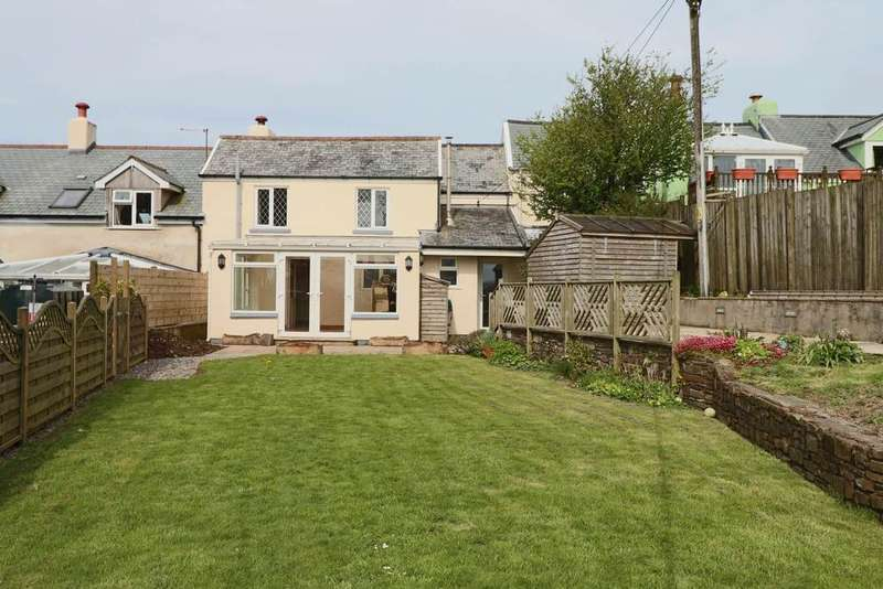 3 Bedrooms Cottage House for sale in Berry Down, Combe Martin