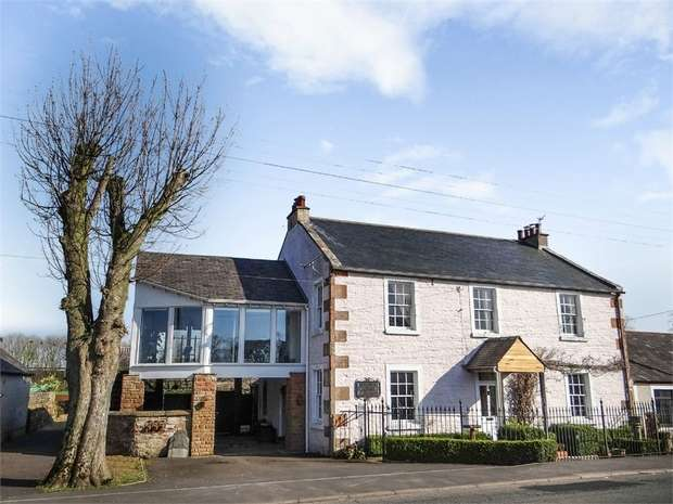 4 Bedrooms Detached House for sale in Solway House,, Rigg, Gretna, Dumfries and Galloway