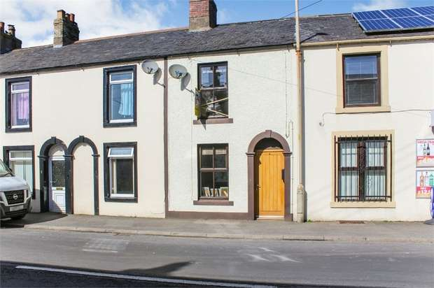 2 Bedrooms Terraced House for sale in Main Street, Abbeytown, Wigton, Cumbria