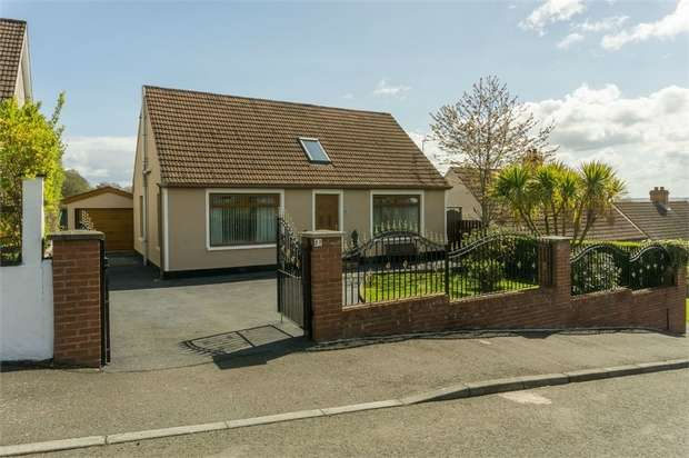 4 Bedrooms Detached Bungalow for sale in Slievecoole Park, Belfast, County Antrim