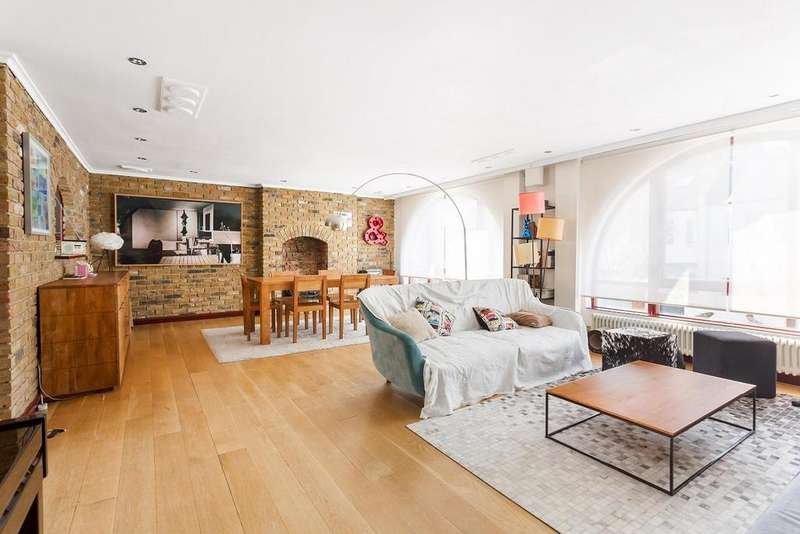 4 Bedrooms Mews House for sale in Eton Garages, Belsize Park