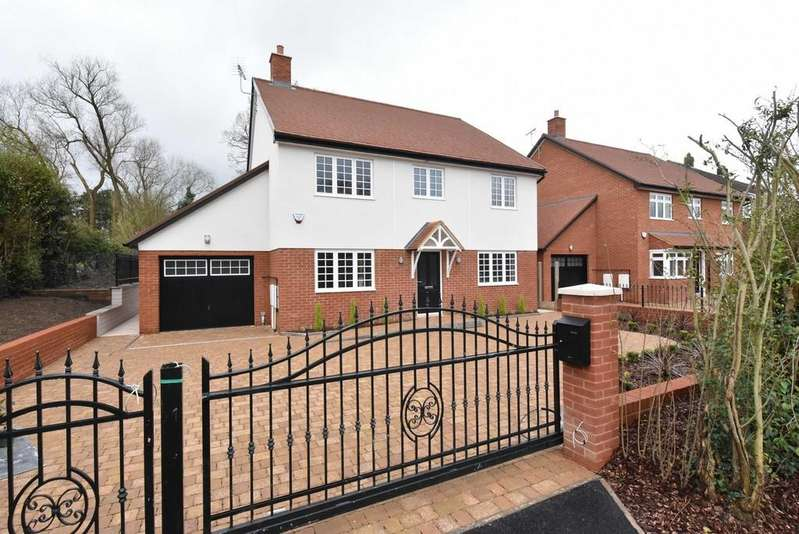 5 Bedrooms Detached House for sale in Blanche Lane, South Mimms, Herts