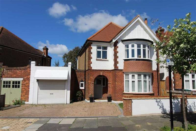 4 Bedrooms Detached House for sale in Jesmond Road, Hove, East Sussex