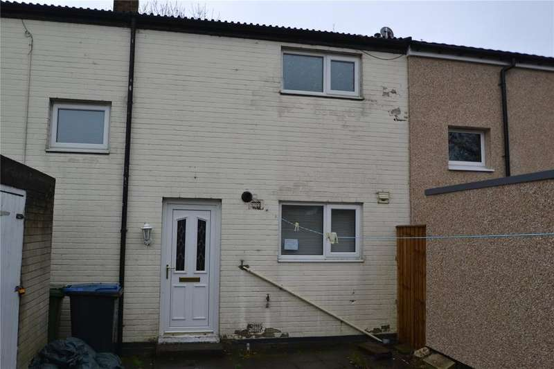 2 Bedrooms Terraced House for sale in Westmorland Rise, Peterlee, Co.Durham, SR8