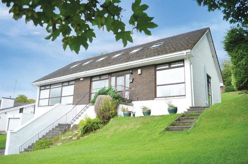 5 Bedrooms Detached House for sale in 112 Springkell Avenue, Pollokshields, G41 4EW
