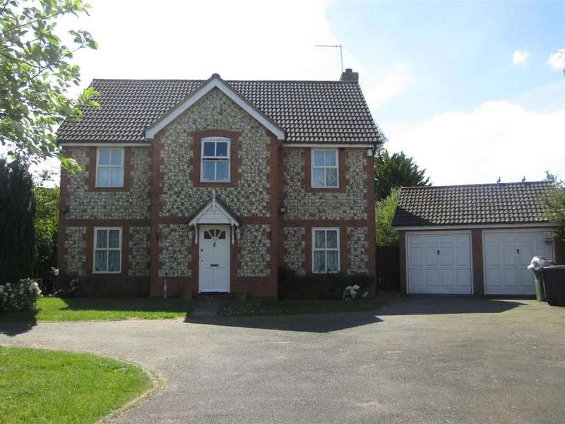 4 Bedrooms Detached House for rent in Arlington Way, Thetford