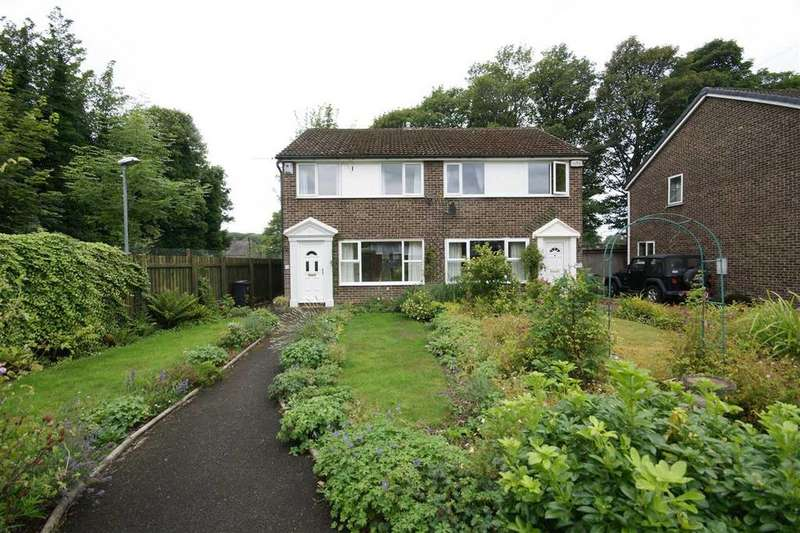 3 Bedrooms Semi Detached House for rent in Park Close, Lightcliffe