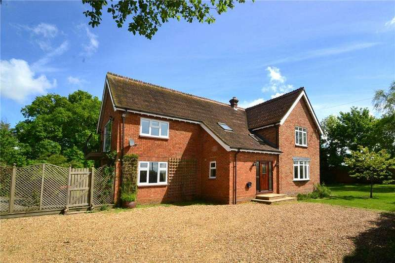 4 Bedrooms Detached House for sale in Addington, Buckingham, Buckinghamshire