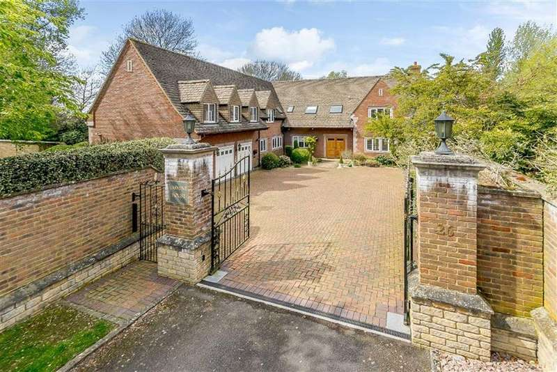 6 Bedrooms Detached House for sale in Old Holt Road, Medbourne, Market Harborough