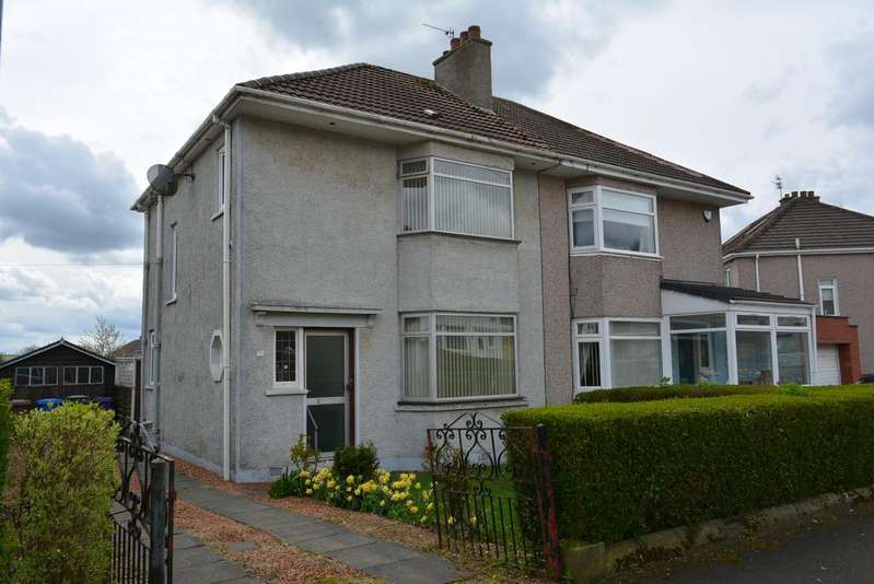 3 Bedrooms Semi Detached House for sale in 6 Rosedale Drive, Baillieston, G69 7NP