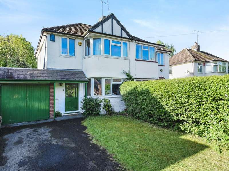 3 Bedrooms Semi Detached House for sale in Stanhope Road, Reading, RG2