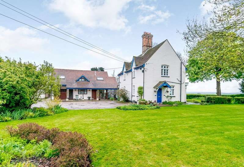 5 Bedrooms Country House Character Property for sale in East Hatley, East Hatley, NR SANDY, SG19