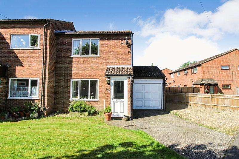 2 Bedrooms End Of Terrace House for sale in Walton Way, Newbury