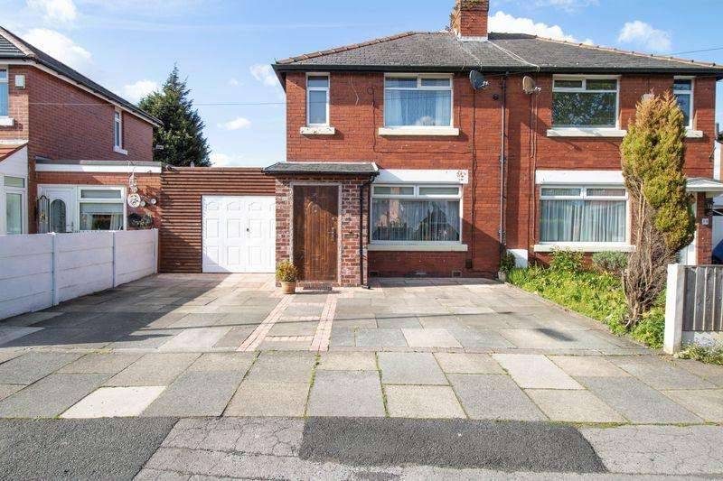 2 Bedrooms Semi Detached House for sale in Parkfield Avenue, Farnworth, Bolton, BL4 9PZ