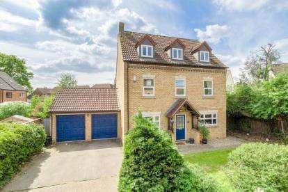 5 Bedrooms Detached House for sale in Abbeydore Grove, Monkston, Milton Keynes