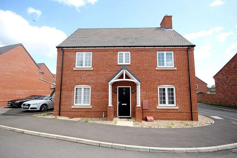 4 Bedrooms Detached House for sale in Angle Green, Shefford, SG17