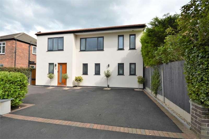 4 Bedrooms Detached House for sale in Sheldon Road, Hazel Grove