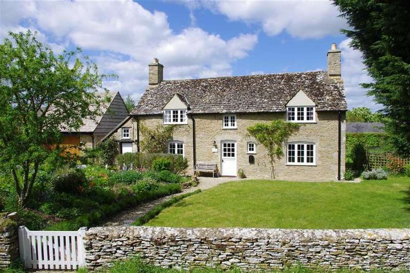 2 Bedrooms Detached House for sale in Fyfield, Nr Eastleach, Gloucestershire